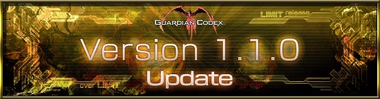 GUARDIAN CODEX Massive New Update Now Available