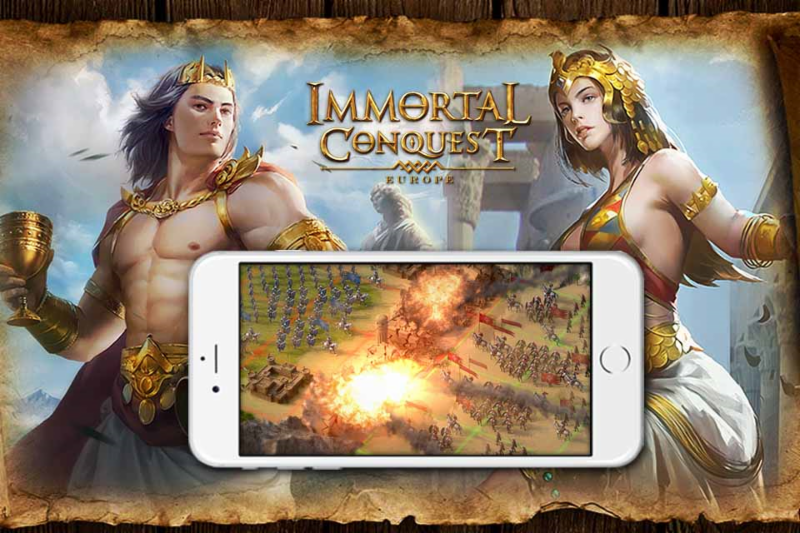Immortal Conquest: Europe Pre-Registration Now Open