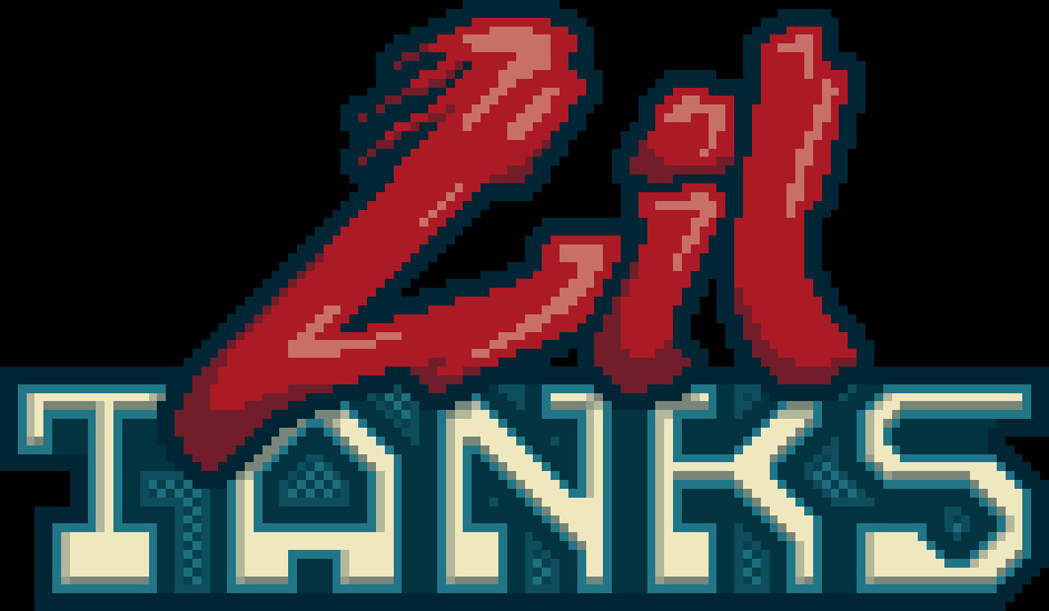 LIL TANKS Retro Shoot'em Up Launches Today on Steam