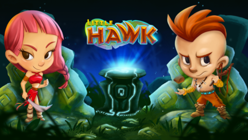 Little Hawk 2D Platformer Announced by Indie Developer bZillions for PC and Consoles