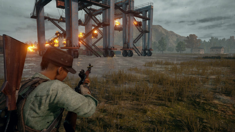 PLAYERUNKNOWN'S BATTLEGROUNDS Preview for PC