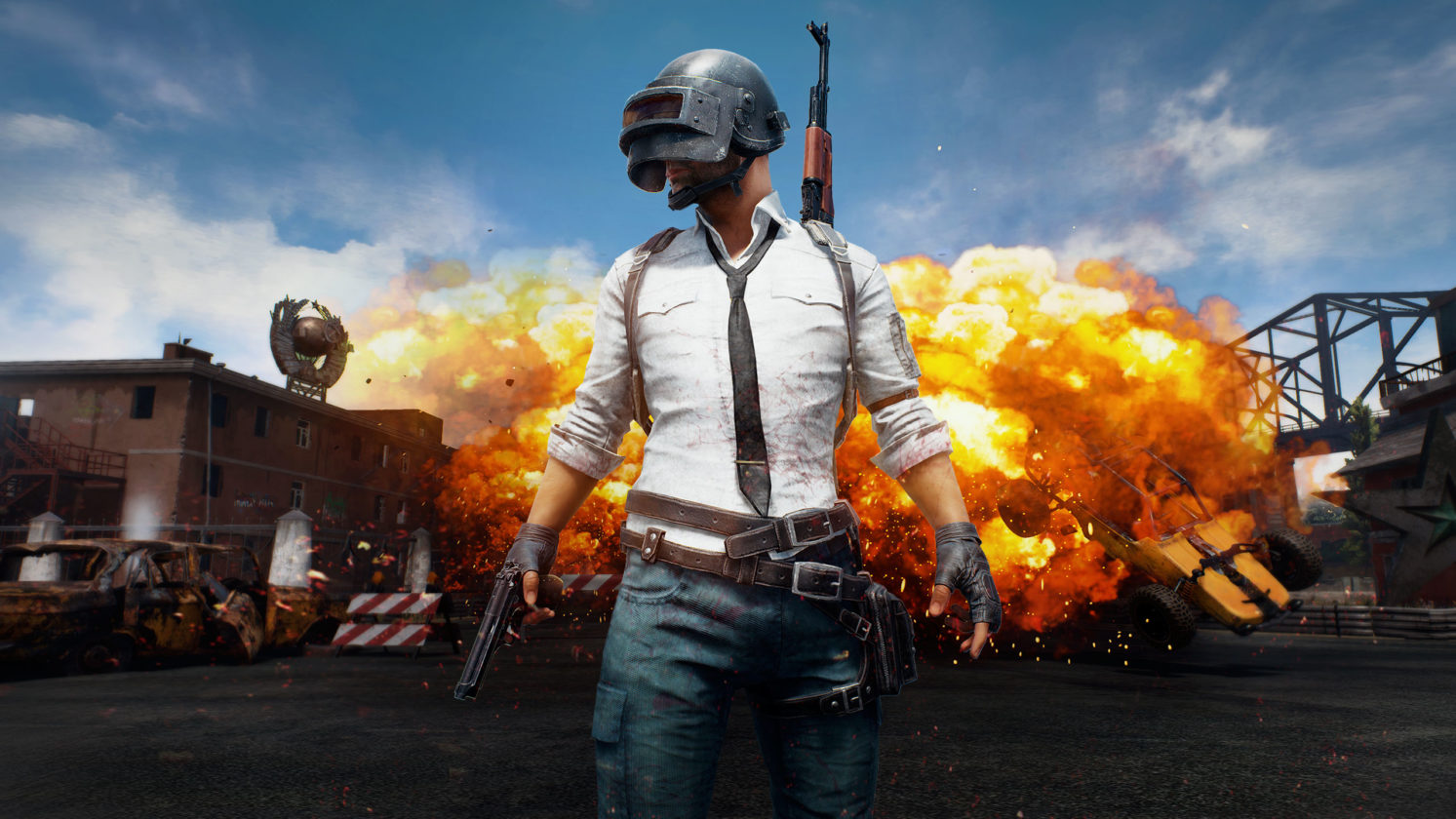 Playerunknown S Battlegrounds Maps Loot Maps Pictures: PLAYERUNKNOWN'S BATTLEGROUNDS Available Now On Steam Early