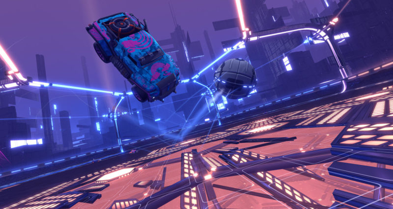 PSYONIX Reveals ROCKET LEAGUE Autumn Update and Upcoming Features Roadmap