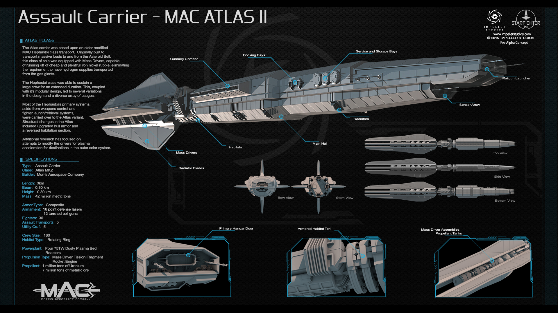 Starfighter Inc. by Crysis Developer Gets Atomic Rocket ...