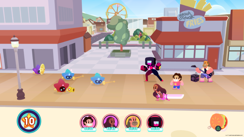 Cartoon Network Announces Steven Universe Console Game SAVE THE LIGHT