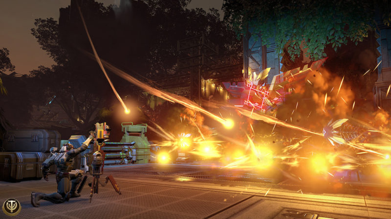 SKYFORGE Action MMO Early Access Begins on PS4