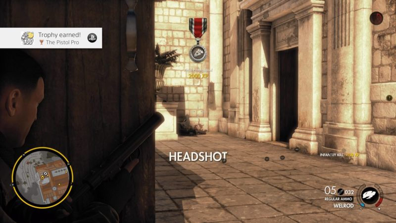 Sniper Elite 4 Review for PS4