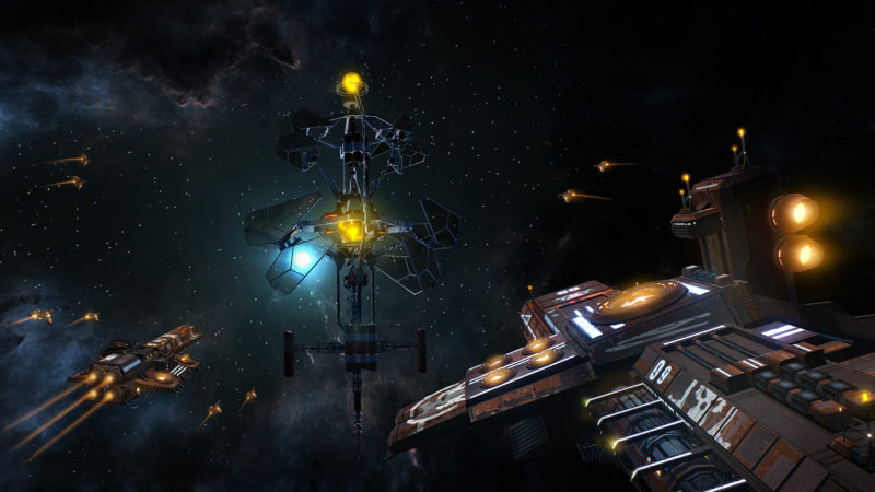 STARPOINT GEMINI WARLORDS New Planetary Assault Update Available Now on Steam