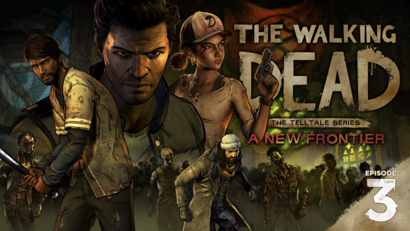 The Walking Dead: The Telltale Series – A New Frontier Episode 3 Above The Law REVIEW for PC