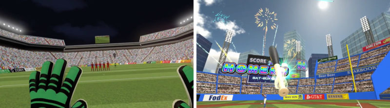 VR Sports Coming to Steam March 13