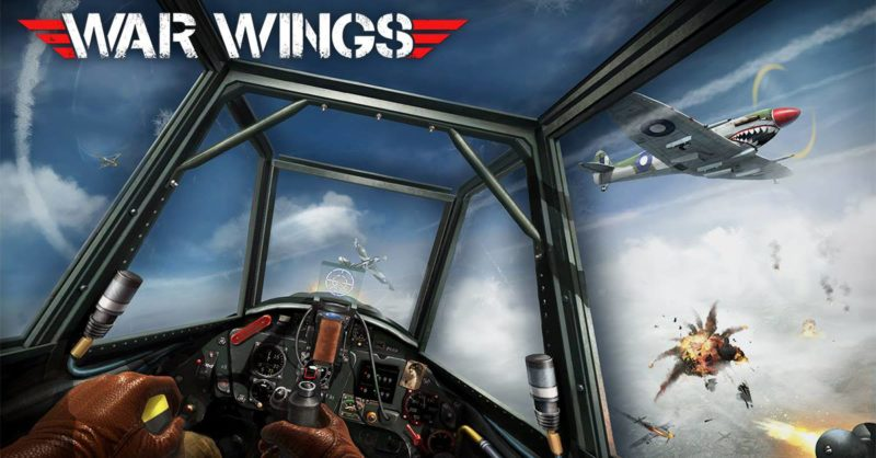 War Wings Cockpit View Now Available for iOS