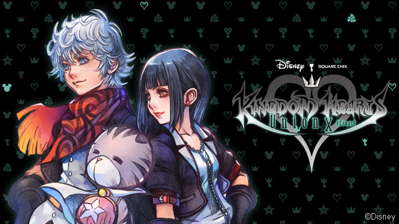 KINGDOM HEARTS Union χ[CROSS] Announced