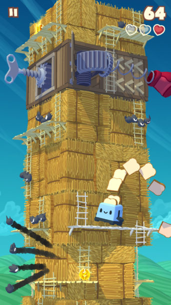 TWISTY SKY Scales New Heights to Bring Endlessly Inventive Climbing Game to iOS Devices