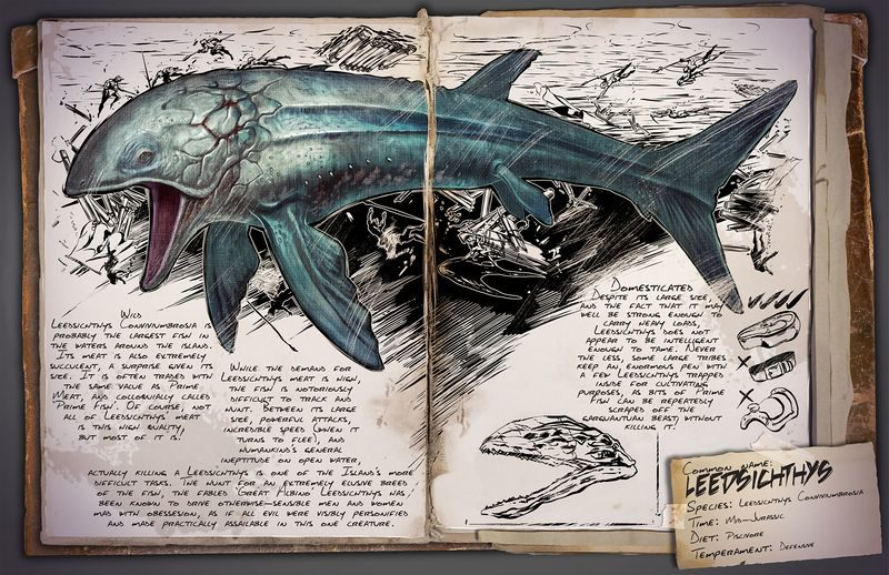 ARK: Survival Evolved Patch 256 Features Underwater Bases, Aquatic Breeding and More