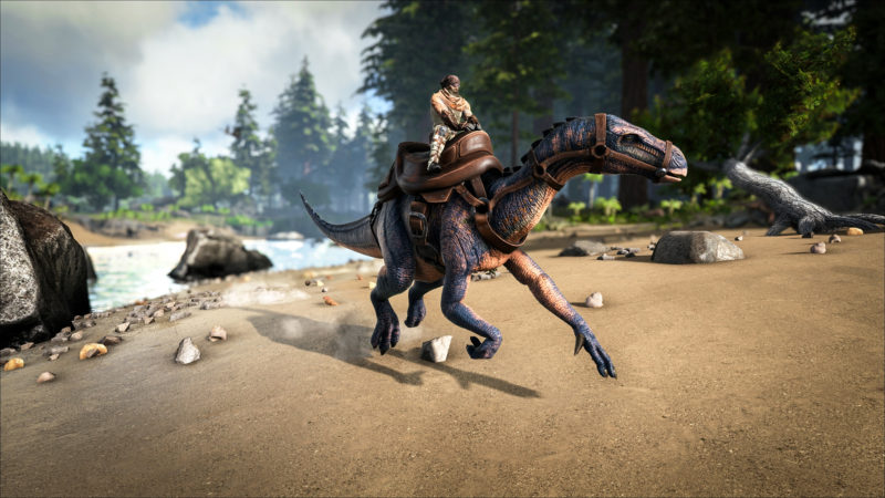 ARK: Survival Evolved Hits Retail and Digital Stores Today