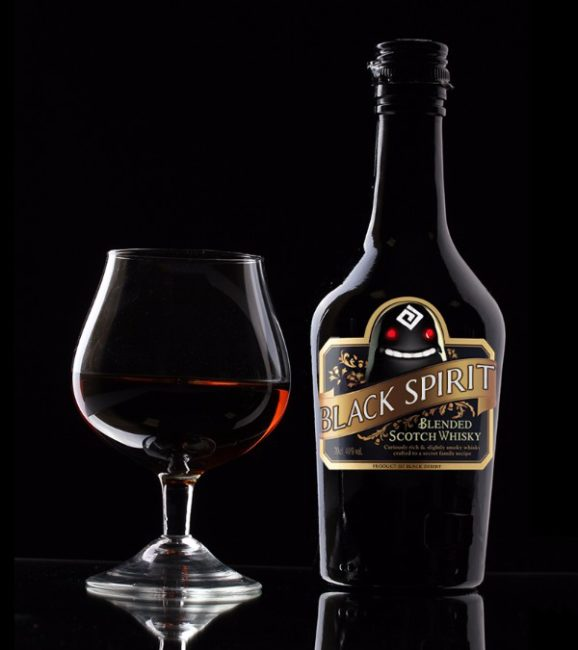 Black Spirit Special Edition Whiskey to Celebrate BLACK DESERT ONLINE'S Anniversary Coming Soon