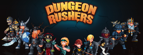 DUNGEONS RUSHERS 50% Discount and New Pirate Skins DLC Releases Today on Steam
