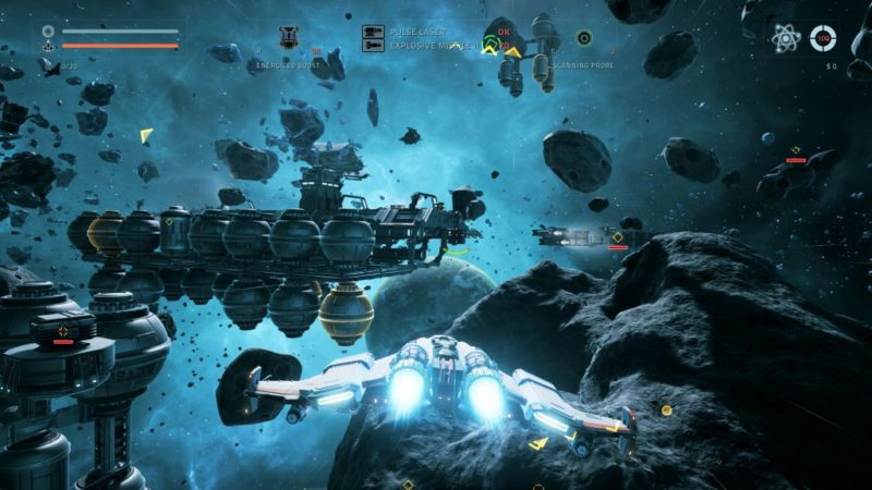 EVERSPACE Update 0.7 Now Live on Steam, GOG, Xbox One, and Windows Store