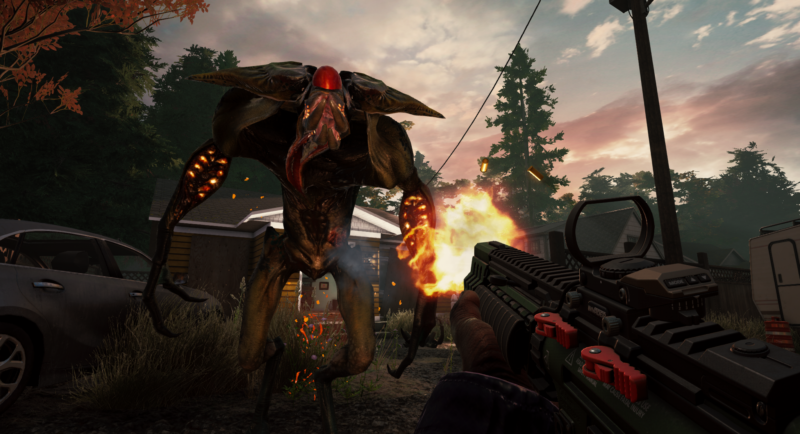 EARTHFALL from Indie Developer Holospark Available Now on Steam Early Access