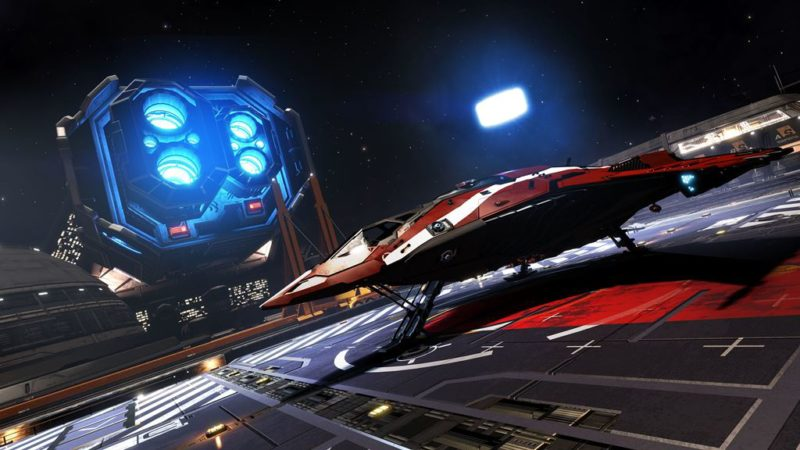 Elite Dangerous Horizons and Planet Coaster will Hit Retail this Year
