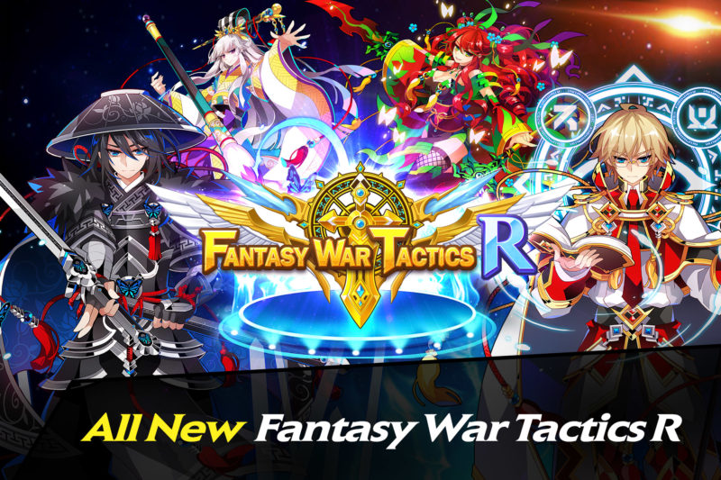 FANTASY WAR TACTICS R Unleashes Major Content Update