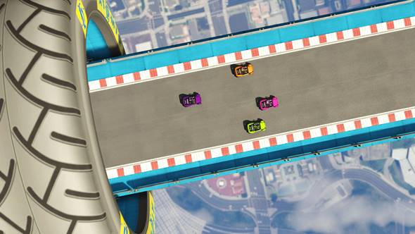 GTA Online Tiny Racers Now Out