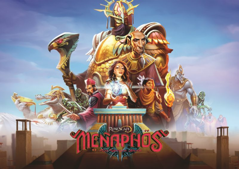 RUNESCAPE Expansions Unveiled as Gates to Menaphos: The Golden City Opens this Summer