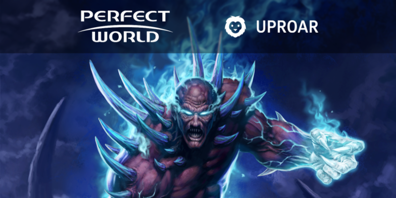 New Perfect World and Uproar.gg Partnership Offers Exclusive Neverwinter in-game Digital Rewards and Titles