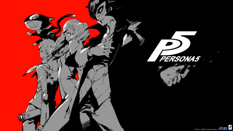 Persona 5 Review for PlayStation 4