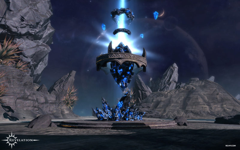 Revelation Online Stardust Update Video Released