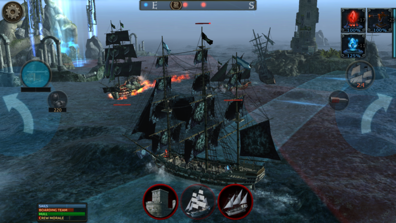 TEMPEST Epic Open World Pirate RPG Now Available for Mobile