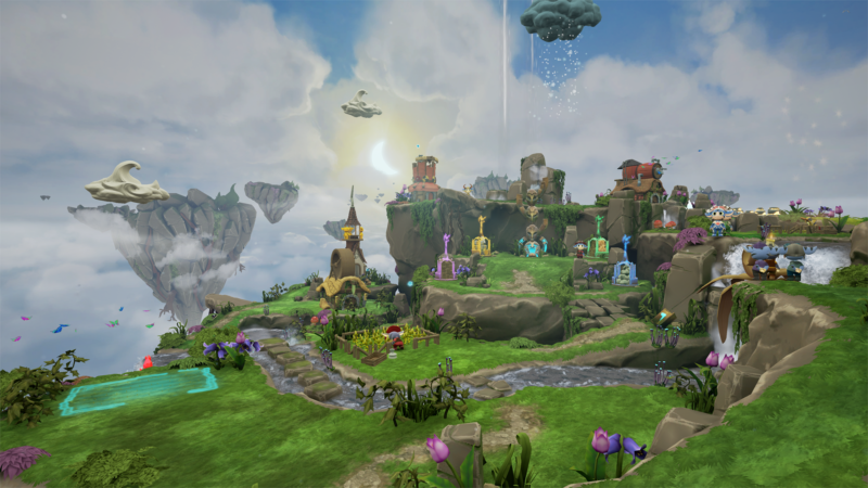 TETHERED VR Strategy Game Now Playable without VR on PC
