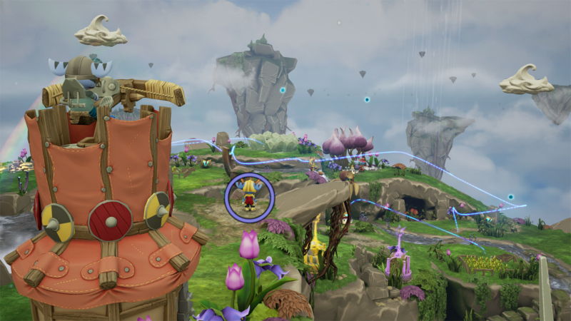 TETHERED Critically Acclaimed PlayStation VR Strategy Game Now Playable without VR