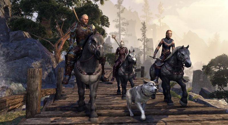 The Elder Scrolls Online to Host ESO Plus Bonus Event July 5-9