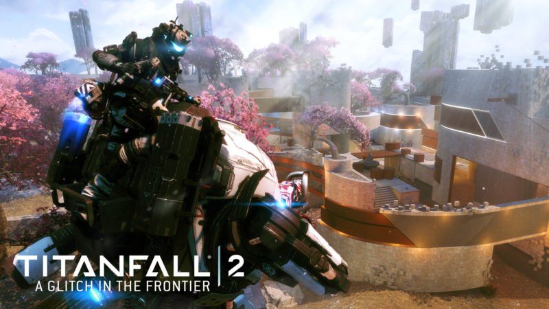 Titanfall 2 A Glitch in the Frontier DLC Available Now