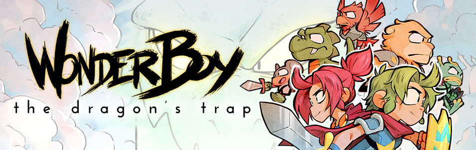 Wonder Boy: The Dragon's Trap Coming to PC June 8