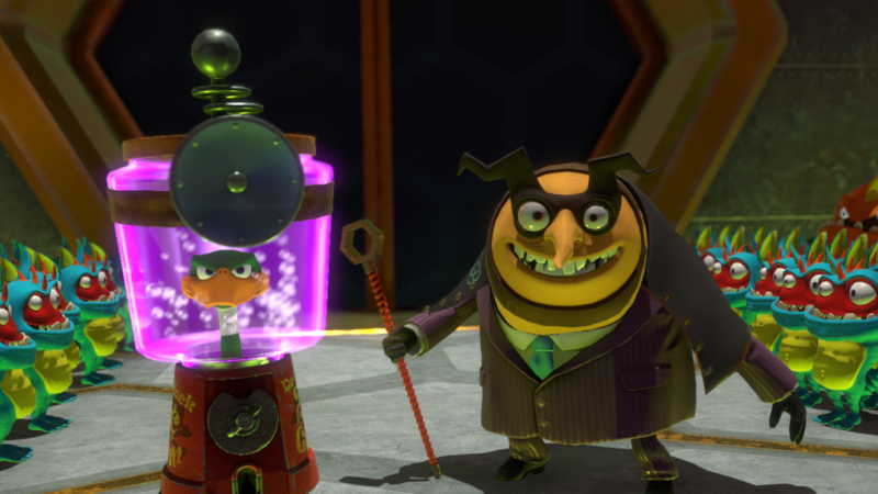Yooka-Laylee Now Out for PC and Consoles, Launch Trailer