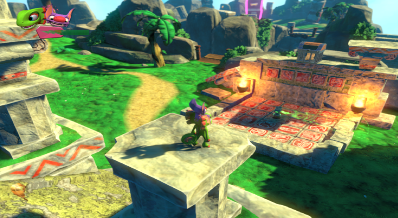 Yooka-Laylee Review for PC