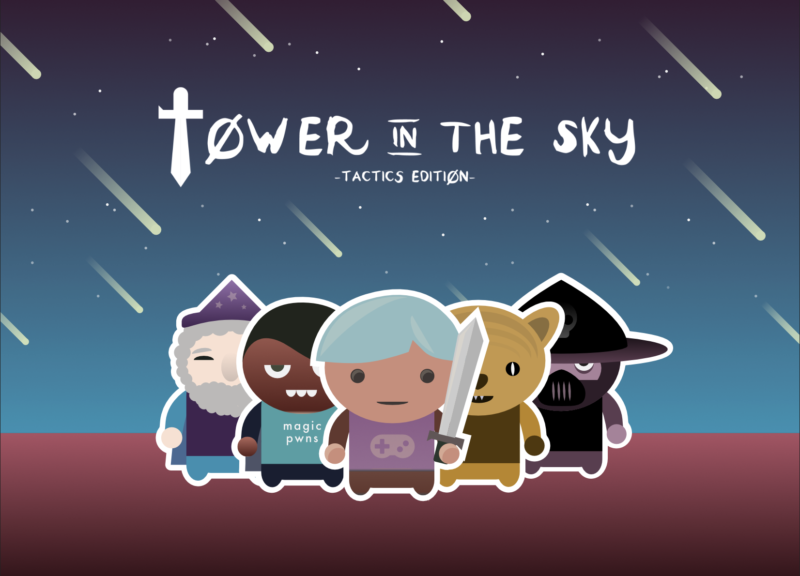 TOWER IN THE SKY: TACTICS EDITION Unconventional Strategy Game Available Now on Steam
