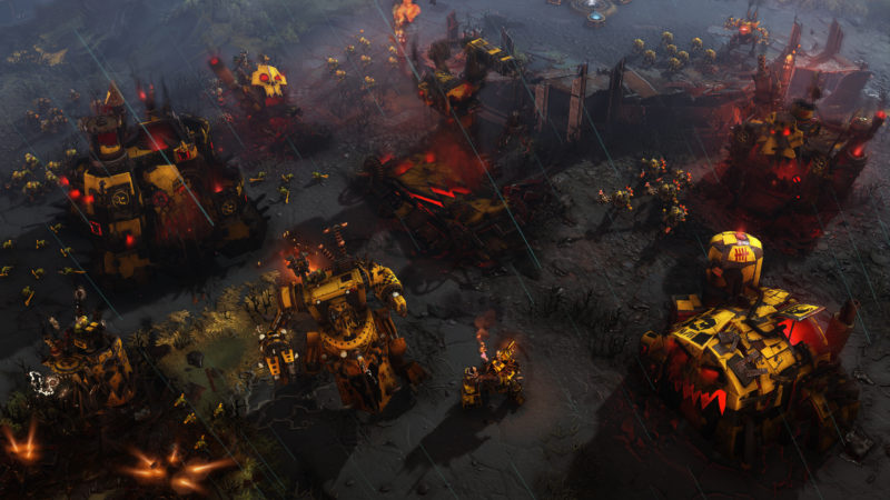 WARHAMMER 40,000: Dawn of War III Now Available on Windows PC