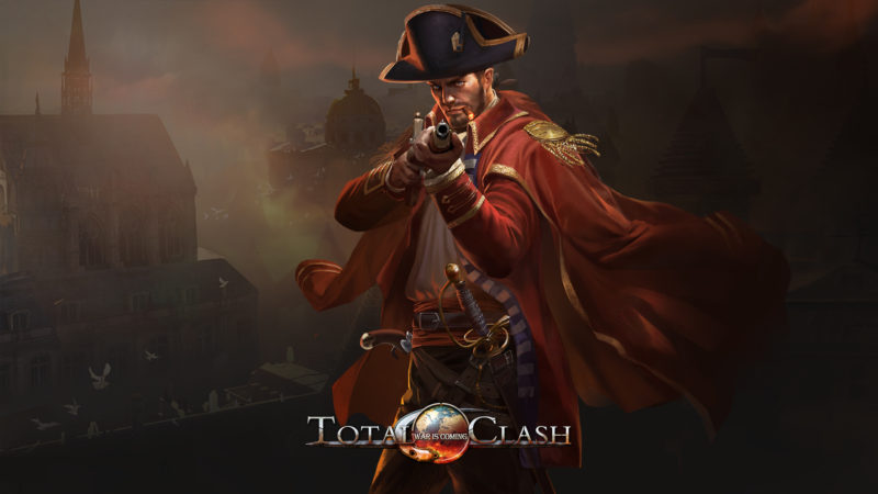 TOTAL CLASH Real-Time Strategy Game by Nexon Korea Opens Beta Begins