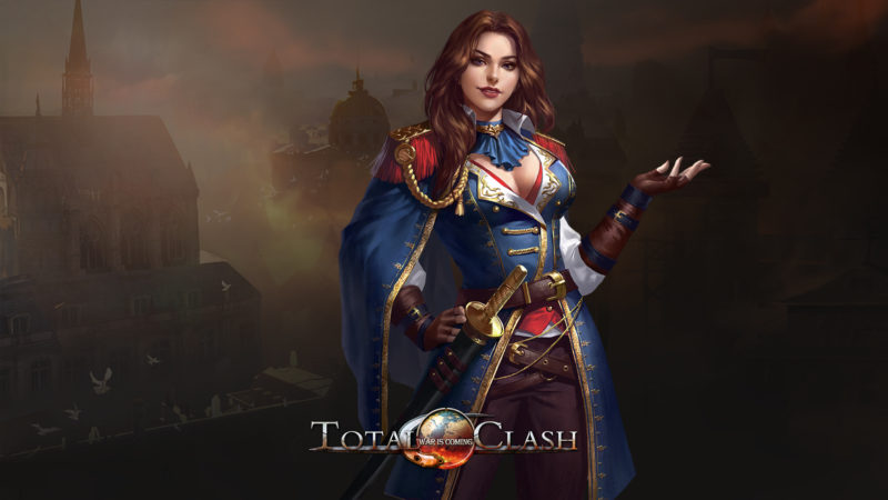 TOTAL CLASH Real-Time Strategy Game by Nexon Korea Opens Beta Registration