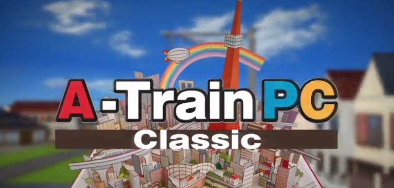 A-Train PC Classic Now Available on Steam
