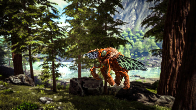 ARK: SURVIVAL EVOLVED Launches Another Content-Packed Update for Consoles