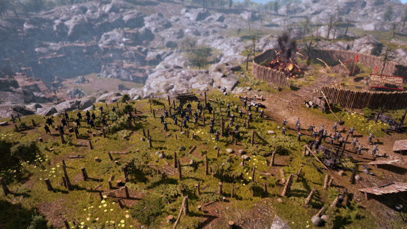 ANCESTORS Squad-based Real-time Strategy Game Revealed by 1C