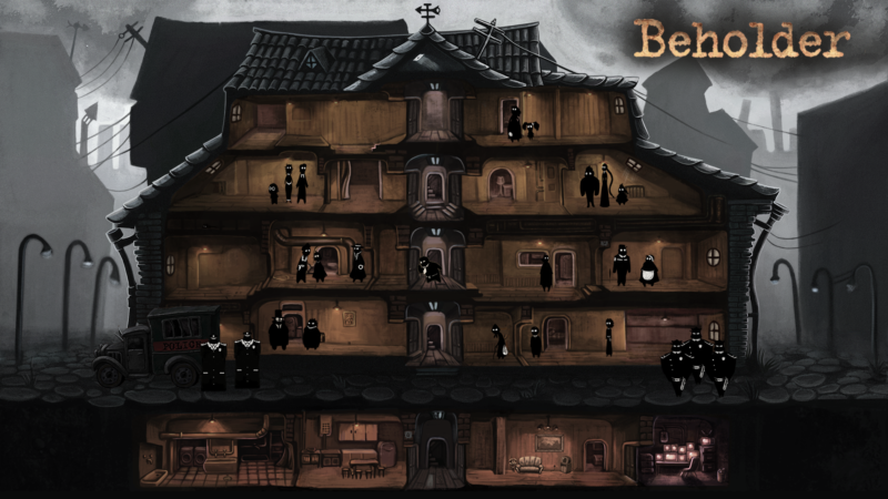BEHOLDER Totalitarianism Game Releases Blissful Sleep DLC on Steam