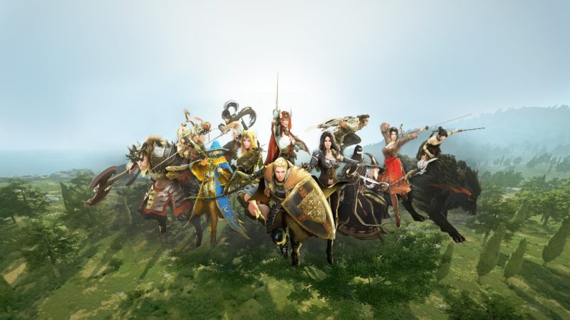 Black Desert Online Launching on Steam May 24
