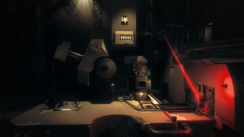 BLACK THE FALL Steam Preview for PC