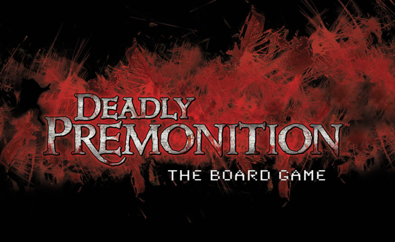Deadly Premonition: The Board Game Has 6 Days to Go on Kickstarter