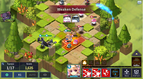 FANTASY WAR TACTICS R Review for iPhone